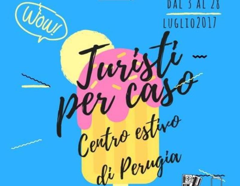 Aperte le iscrizioni al nostro Centro Estivo di Perugia
