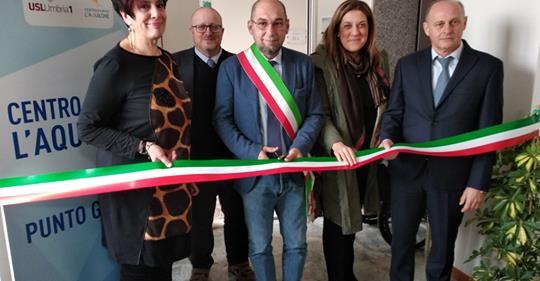 Le immagini deIl'inaugurazione del Centro Diurno 'L'Aquilone'
